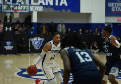 Panthers Slump Out of the Sun Belt Tourney, Fall Again at Home to Rivals Georgia Southern